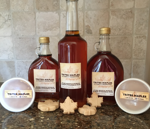 Maple products for sale